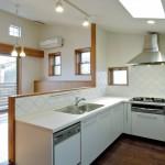 奥戸の家(キッチン)