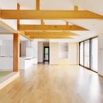 松戸の家(LDK)