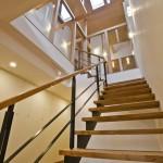 水元の家(階段)